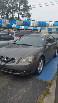 2005 Nissan Altima for sale at Bill Bailey's Affordable Auto Sales in Lake Charles LA