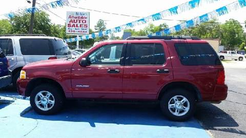 2005 Ford Explorer for sale at Bill Bailey's Affordable Auto Sales in Lake Charles LA