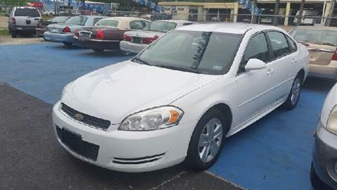 2010 Chevrolet Impala for sale at Bill Bailey's Affordable Auto Sales in Lake Charles LA