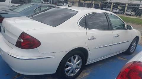 2007 Buick LaCrosse for sale at Bill Bailey's Affordable Auto Sales in Lake Charles LA
