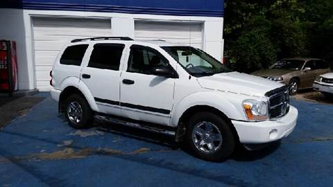 2006 Dodge Durango for sale at Bill Bailey's Affordable Auto Sales in Lake Charles LA
