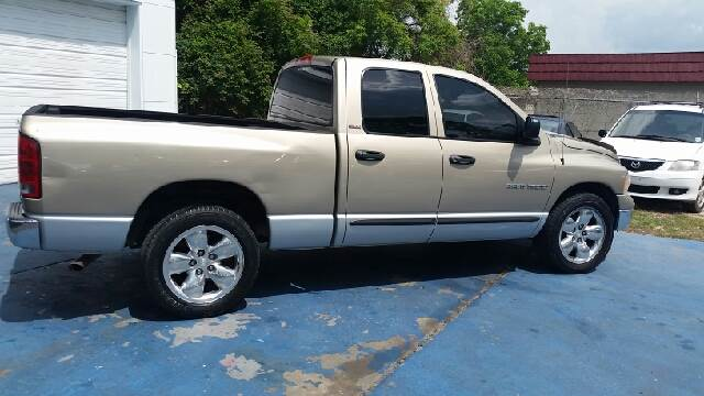 2002 Dodge Ram Pickup 1500 for sale at Bill Bailey's Affordable Auto Sales in Lake Charles LA