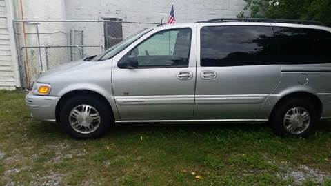 2002 Chevrolet Venture for sale at Bill Bailey's Affordable Auto Sales in Lake Charles LA