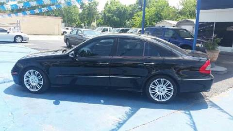 2007 Mercedes-Benz E-Class for sale at Bill Bailey's Affordable Auto Sales in Lake Charles LA