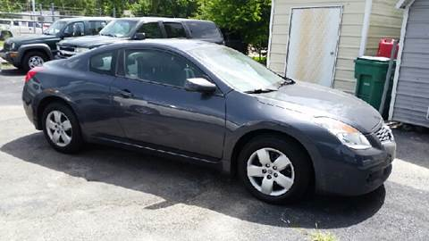 2008 Nissan Altima for sale at Bill Bailey's Affordable Auto Sales in Lake Charles LA