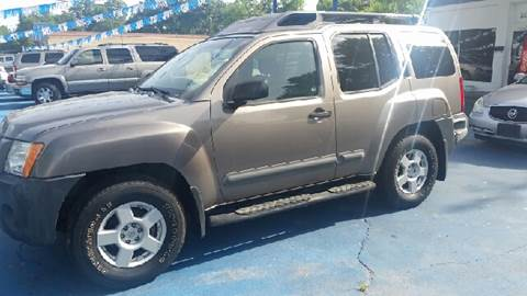 2005 Nissan Xterra for sale at Bill Bailey's Affordable Auto Sales in Lake Charles LA