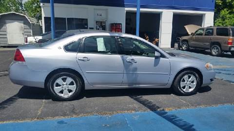 2006 Chevrolet Impala for sale at Bill Bailey's Affordable Auto Sales in Lake Charles LA