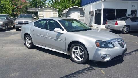 2004 Pontiac Grand Prix for sale at Bill Bailey's Affordable Auto Sales in Lake Charles LA