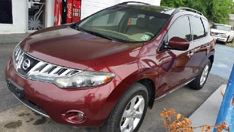 2010 Nissan Murano for sale at Bill Bailey's Affordable Auto Sales in Lake Charles LA