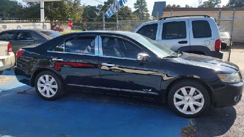 2008 Lincoln MKZ for sale at Bill Bailey's Affordable Auto Sales in Lake Charles LA