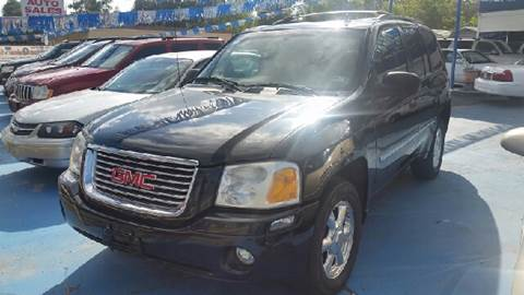 2007 GMC Envoy for sale at Bill Bailey's Affordable Auto Sales in Lake Charles LA