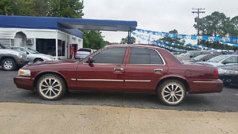 2006 Mercury Grand Marquis for sale at Bill Bailey's Affordable Auto Sales in Lake Charles LA