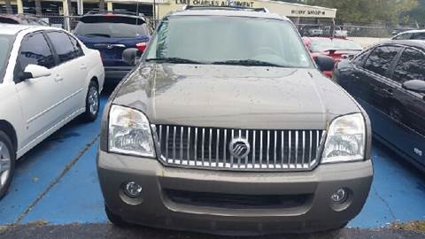 2003 Mercury Mountaineer for sale at Bill Bailey's Affordable Auto Sales in Lake Charles LA