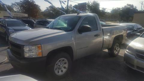 2008 Chevrolet Silverado 1500 for sale at Bill Bailey's Affordable Auto Sales in Lake Charles LA