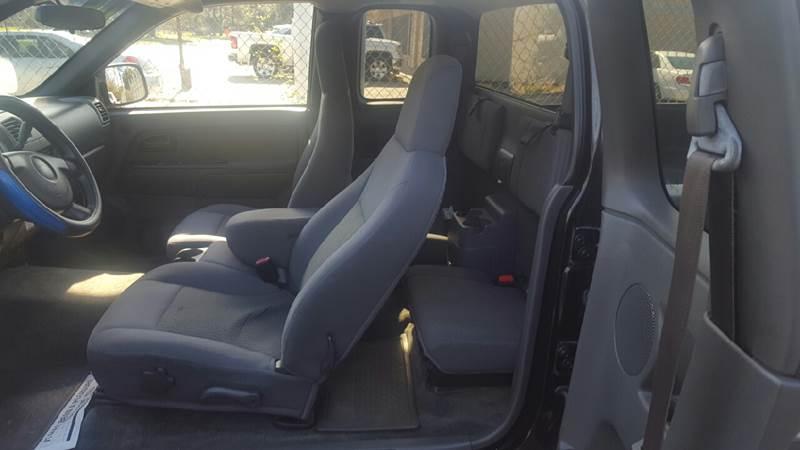 2006 Chevrolet Colorado LT 4dr Extended Cab SB - Lake Charles LA