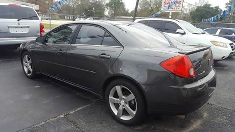 2007 Pontiac G6 for sale at Bill Bailey's Affordable Auto Sales in Lake Charles LA