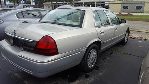 2007 Mercury Grand Marquis for sale at Bill Bailey's Affordable Auto Sales in Lake Charles LA