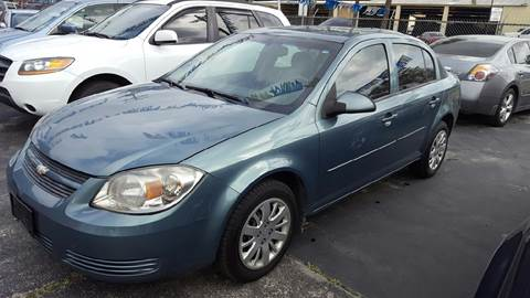 2010 Chevrolet Cobalt for sale at Bill Bailey's Affordable Auto Sales in Lake Charles LA