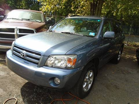 2007 Toyota Highlander for sale in Springfield, NJ