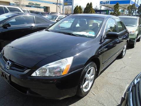 2005 Honda Accord for sale in Springfield NJ