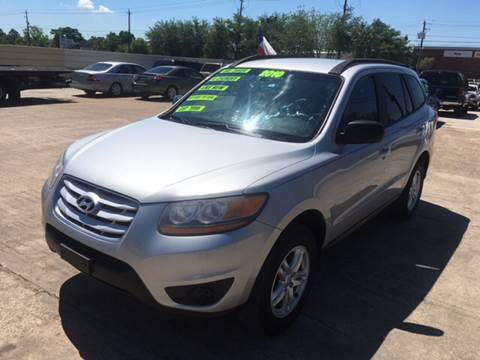 2010 Hyundai Santa Fe for sale in Pasadena, TX