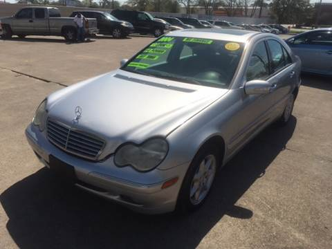 2004 Mercedes Benz C Class For Sale In Pasadena, TX