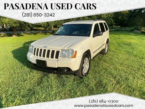 2010 Jeep Grand Cherokee for sale in Pasadena, TX