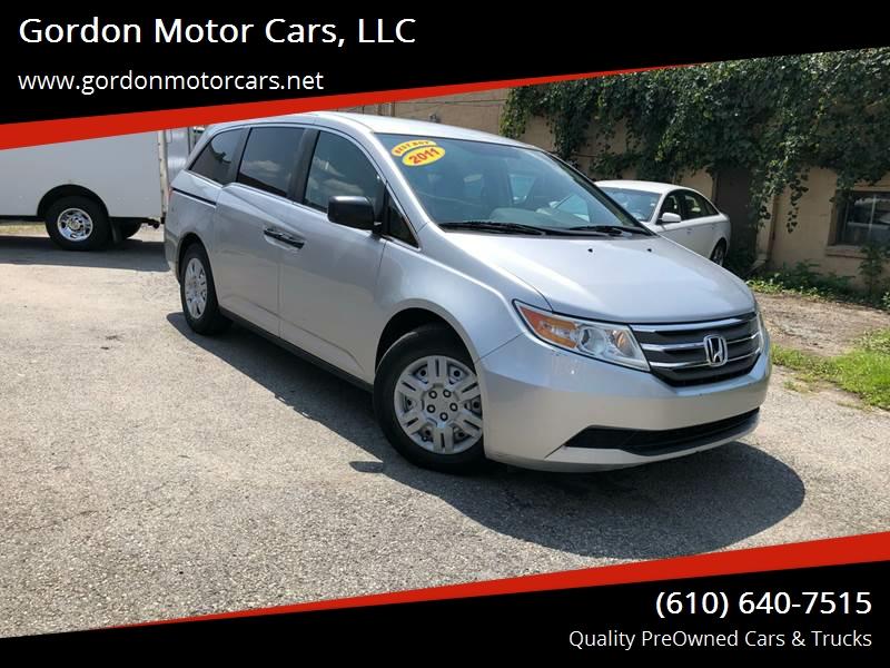 2011 Honda Odyssey LX 4dr Mini Van   Malvern PA