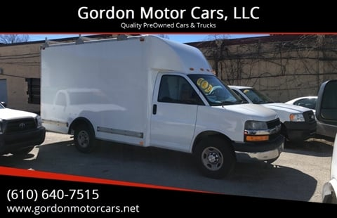 2009 Chevrolet Express Cutaway for sale in Malvern, PA