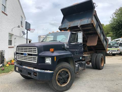 1993 Ford F-700 for sale in Malvern, PA
