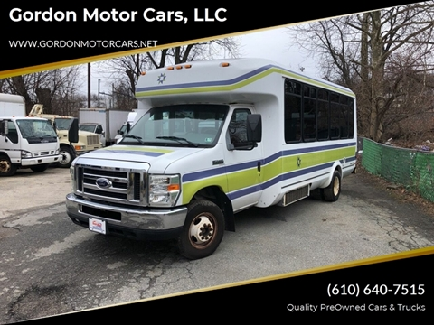2008 Ford E-Series Chassis E-450 SD for sale at Gordon Motor Cars, LLC in Frazer PA