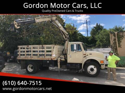 1996 International 4700 for sale at Gordon Motor Cars, LLC in Frazer PA