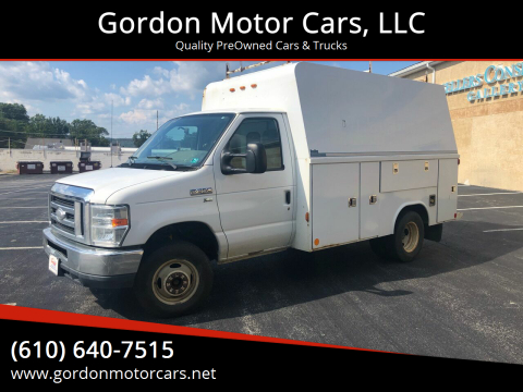2012 Ford E-Series Chassis for sale at Gordon Motor Cars, LLC in Frazer PA