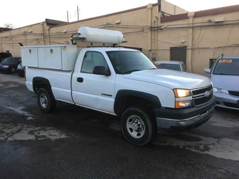 2006 Chevrolet Silverado 2500HD for sale in Malvern, PA