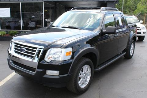 2010 Ford Explorer Sport Trac for sale in Knoxville, TN
