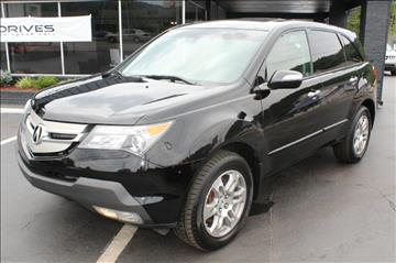 2009 Acura MDX for sale in Knoxville, TN