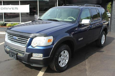 2007 Ford Explorer for sale in Knoxville, TN
