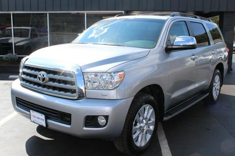 2014 Toyota Sequoia for sale in Knoxville, TN