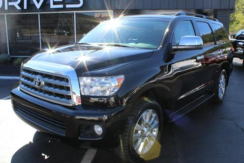2013 Toyota Sequoia for sale in Knoxville, TN