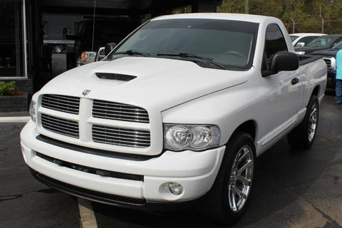 2004 Dodge Ram Pickup 1500 for sale in Knoxville, TN