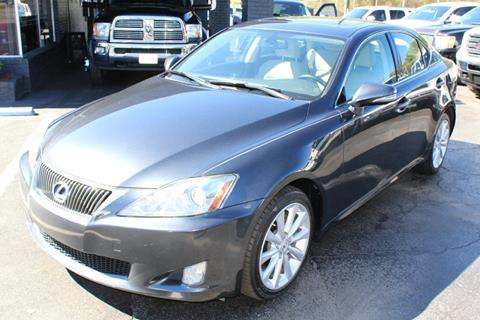 2010 Lexus IS 250 for sale in Knoxville, TN