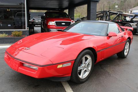 1985 chevrolet corvette for sale carsforsale com rh carsforsale com 1983 Chevrolet Corvette 1990 Chevrolet Corvette