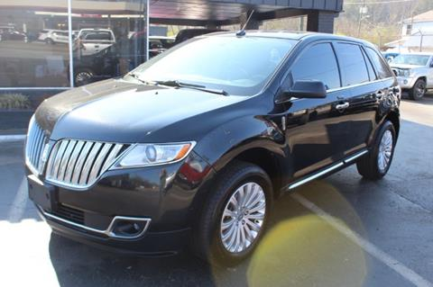 2013 Lincoln MKX for sale in Knoxville, TN