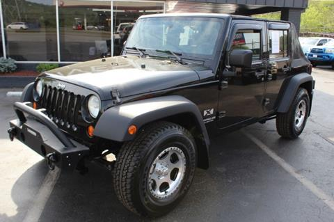 2007 Jeep Wrangler Unlimited for sale in Knoxville, TN