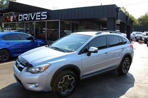 2015 Subaru XV Crosstrek for sale in Knoxville, TN