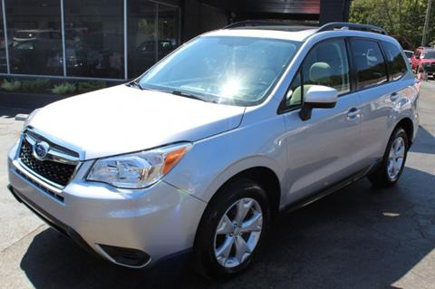 2016 Subaru Forester for sale in Knoxville, TN