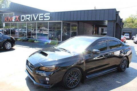 2016 Subaru WRX for sale in Knoxville, TN