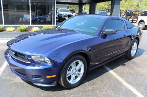 2011 Ford Mustang for sale in Knoxville, TN