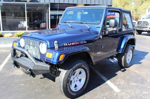 2006 Jeep Wrangler for sale in Knoxville, TN