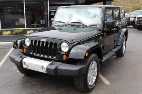 2011 Jeep Wrangler Unlimited for sale in Knoxville, TN